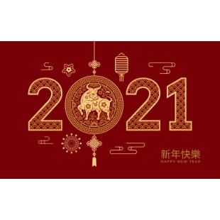 2021 Chinese New Year Holiday Notice